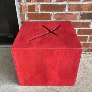 Red X-Box